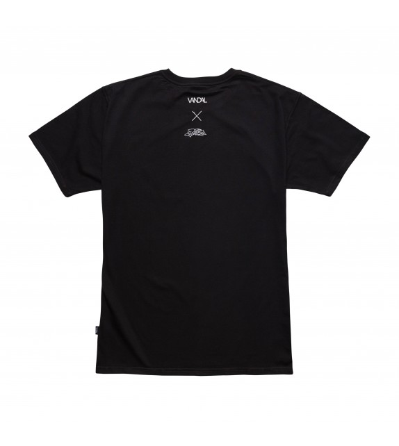 Writer Series x ROCAS - TEE - Black
