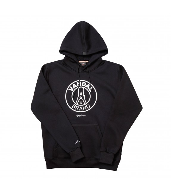 From Paris With Love - HOODIE - Black