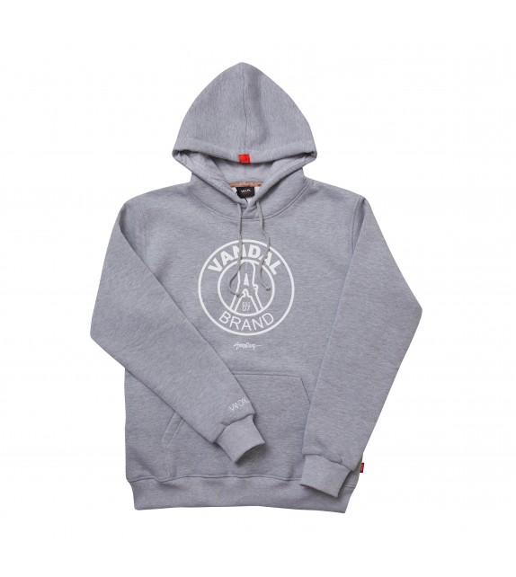 From Paris With Love - HOODIE - Melange
