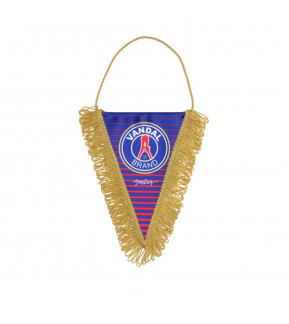 From Paris With Love - PENNANT - Triangle